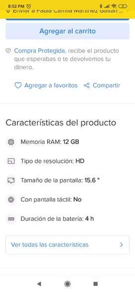 Portatil Asus X555q A12-9720p Radeon R7 12gb Ram 1tb Hdd
