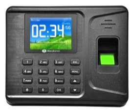 Control asistencia biométrico, huello y tarjeta