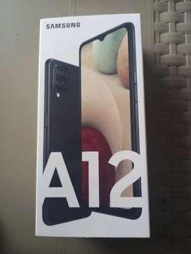Samsung A12 nuevo
