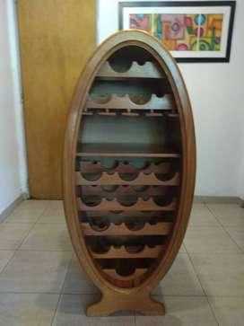 Mueble Cava de Madera