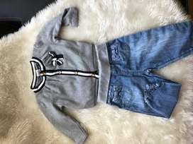 Ropa Niñas Zara T. 12-18 meses