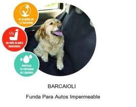 Forro Silla Carro Perro Mascota
