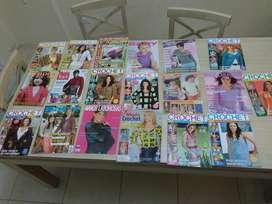19 Revistas de Crochet Precioxtodo