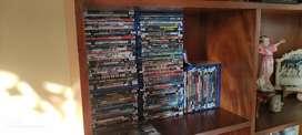 Películas en Blu Ray (120 películas).