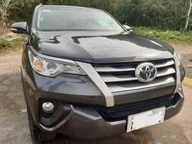 Toyota Fortuner Full Equipo 4x4