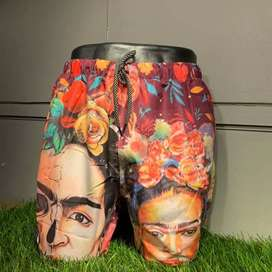 Bermuda/pantaloneta variadas