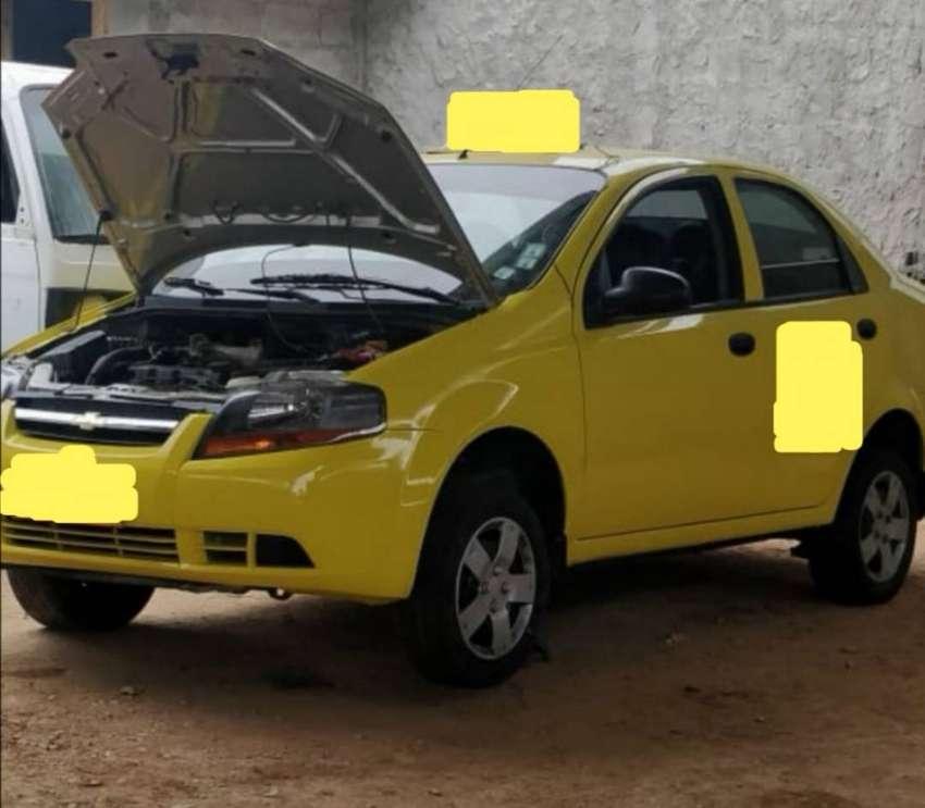 Se vende Taxi y Linea 0