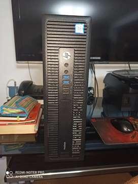 De vende computadora HP PRODESK G2 600