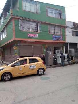 Gangaso casa comercial exelente ubicacion genera un promedio de 3 millones en arriendo