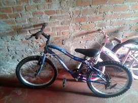 bicicletas en ventas