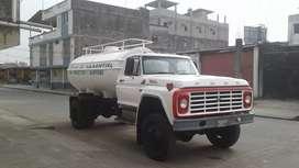 F.600 gasolina .. 5.000 el chasis y 3.000 el tanque.
