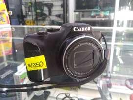 CAMARA DIGITAL / MARCA CANON MODELO SX170IS / T9 / 64435-1.
