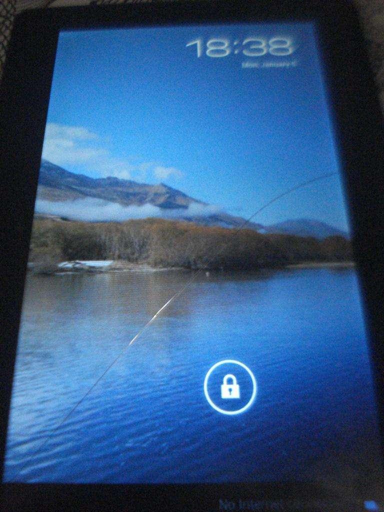 Tablet Zeepad 7.0 Funciona Con Detalles Leer Bien No Envio