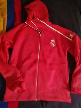 Buzo Adidas original real Madrid zne