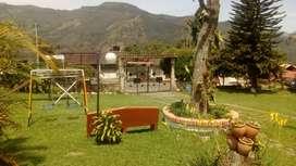Alquiler de cabaña en chinacota villa linda