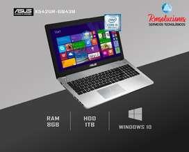 Laptop Asus X542urgq438 Intel Core I5