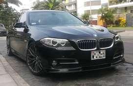 2015 BMW 520i en EXCELENTES CONDICIONES !!
