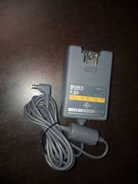Vendo adaptador sony 7.5v para PlayStation 1