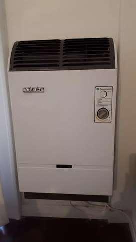 Calefactor Eskabe Tiro Balanceado 3000 calorias