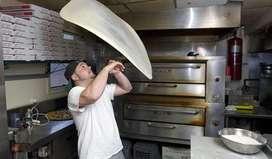 Cadena de pizzerias requiere PIZZEROS amplia EXPERIENCIA