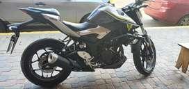Yamaha Mt 03  2018