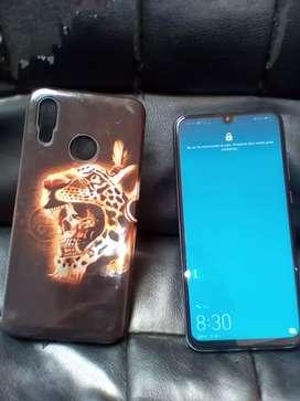 Cambio huawei honor 10 lite nuevo x iPhone o huawei p20.