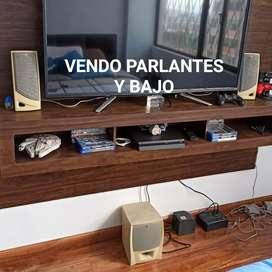 JBL Parlantes cine en casa con Bajo