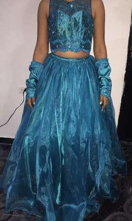 Se vende hermoso vestido de 15 años