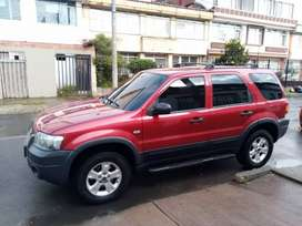 Ford Escape 2007 impecable