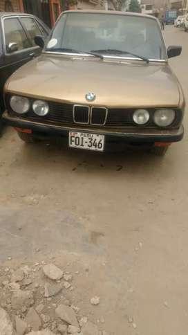 BMW  remato año 83