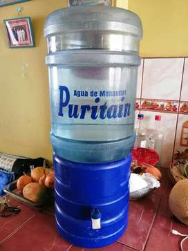 AGUA PURITAIN TACNA -DELIVERY
