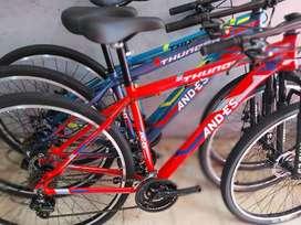 Bicicleta Andes Rod.29 Nuevas!!