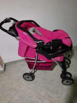 Coche y silla de Bebé Infanti