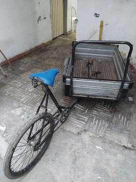Triciclo cargador