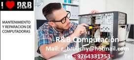 Reparación y Mantenimiento de PC