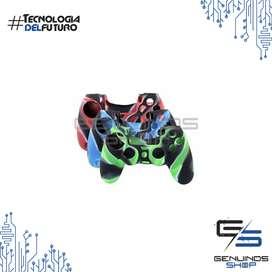 Forro Silicona Camuflado Control Xbox 360