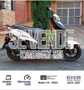 Moto kymco fly 125