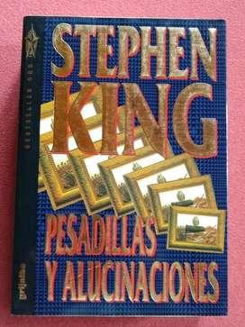 Stephen King: Pesadillas Y Alucinaciones Edicion Grande