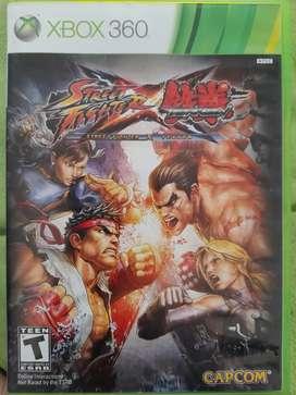 Street Fighter VS Tekken - XBOX 360