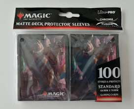 Magic The Gathering Sleeves Ultra Pro Ikoria Lukka