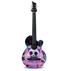 Guitarra Acústica Love Energy Dr. Fox.