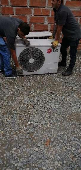 Remato aire acondicionado