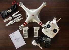 Drone DJI Phantom 3 Standard con 2 Baterías