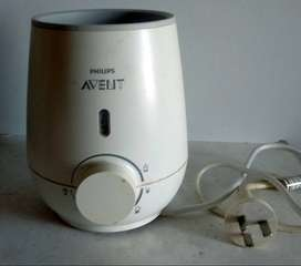 calienta mamadera electrico avent philips