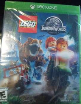 Lego jurasic Xbox one