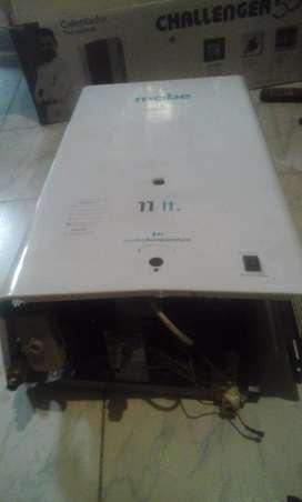 Calentador De Agua Ah Gas Marca Mabe 11 Litros NUEVO