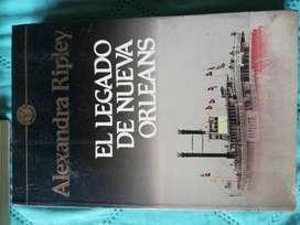 Libro El legado de Nueva Orleans