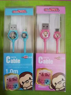 Cable USB 2.0 de 1.0m