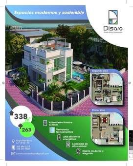 Casa en Playa Mendoza