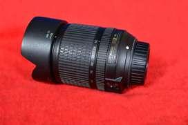 Vendo lente Nikon 18-140